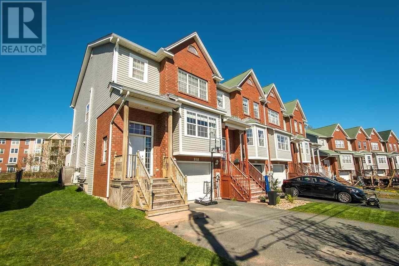 Townhouse for sale at 27 Woodhaven Cs Portland Hills Nova Scotia - MLS: 202009186