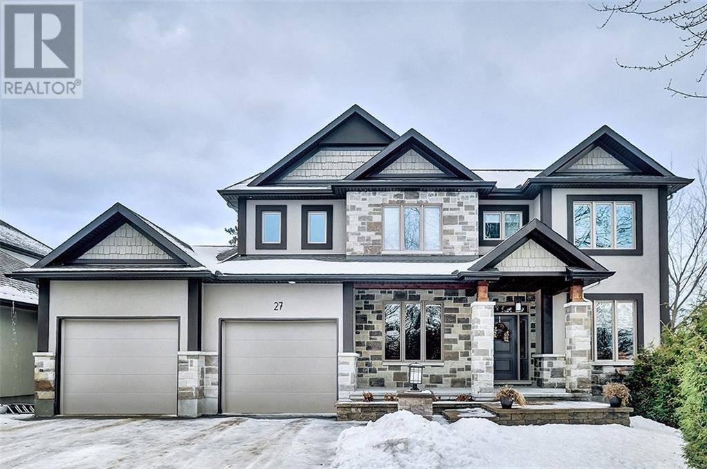 House for sale at 27 Worthington Pt Ottawa Ontario - MLS: 1171026