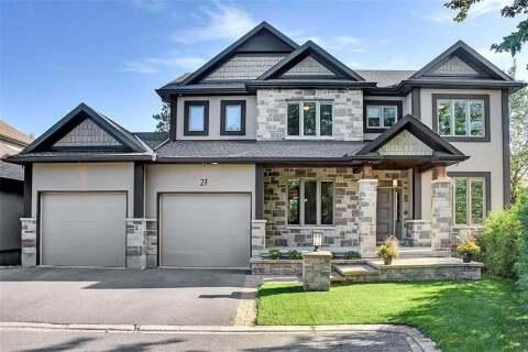 House for sale at 27 Worthington Pt Ottawa Ontario - MLS: 1193860