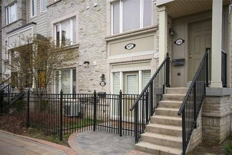 Condo for sale at 4975 Southampton Dr Unit 270 Mississauga Ontario - MLS: W4447973