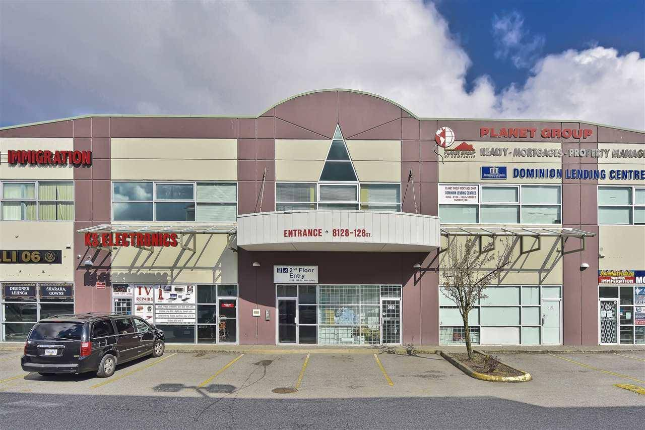 Commercial property for sale at 8128 128 St Unit 270 Surrey British Columbia - MLS: C8031491