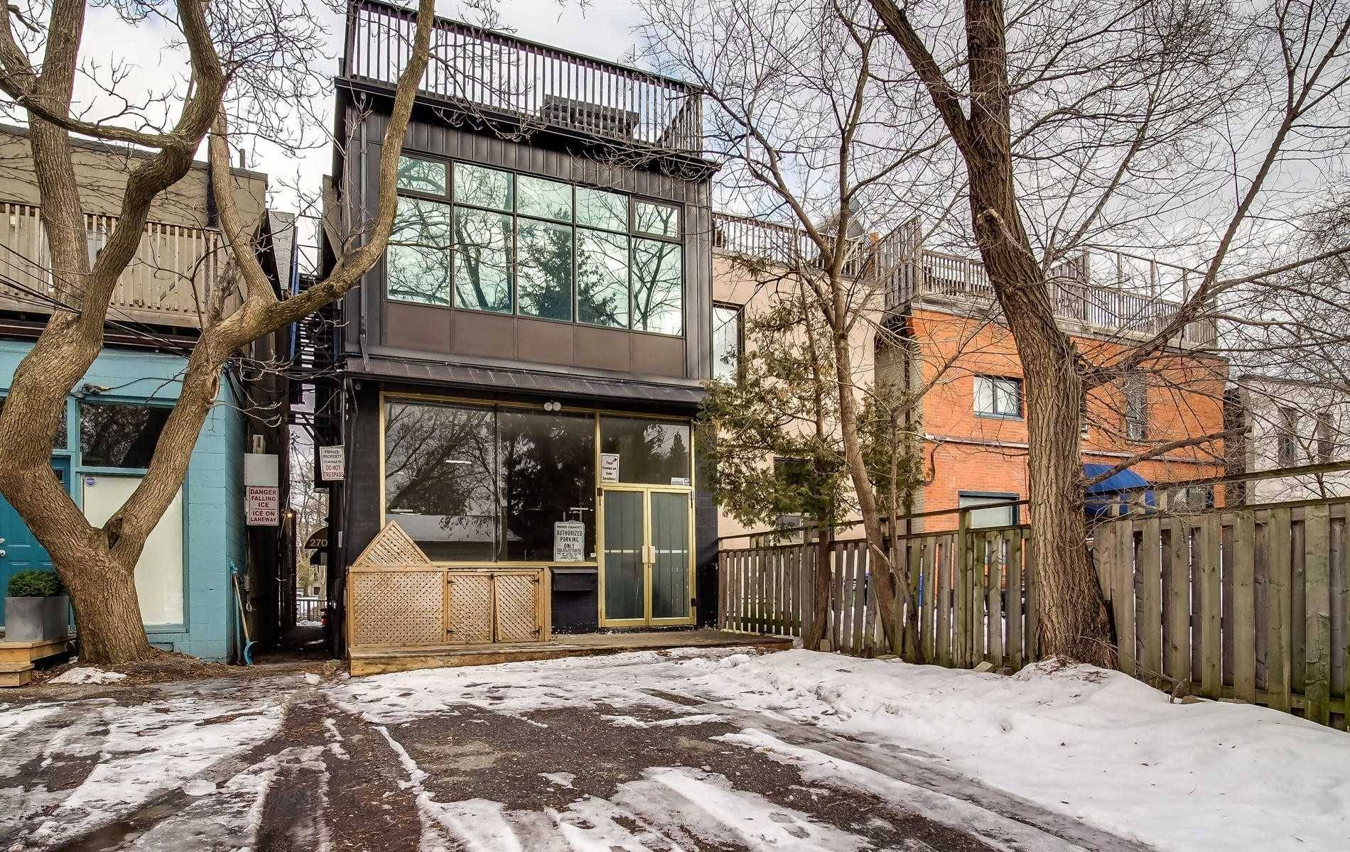 Commercial property for lease at 270 Avenue Rd Toronto Ontario - MLS: C4651344