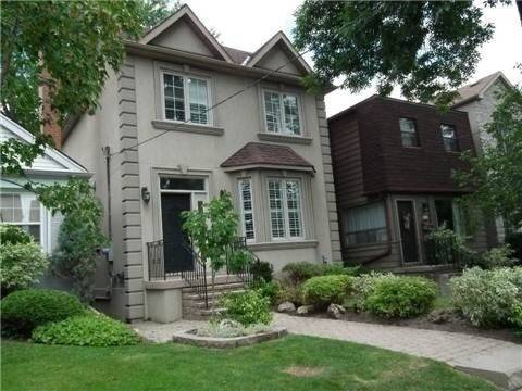 House for rent at 270 Bedford Park Ave Toronto Ontario - MLS: C4674584