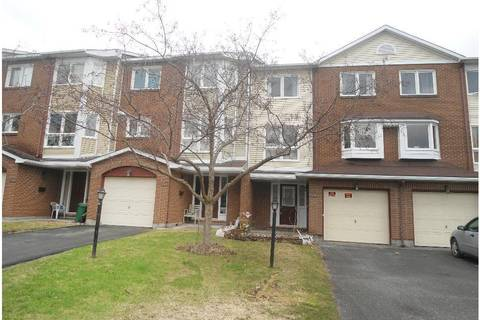 Townhouse for rent at 270 Dalehurst Dr Ottawa Ontario - MLS: 1156931