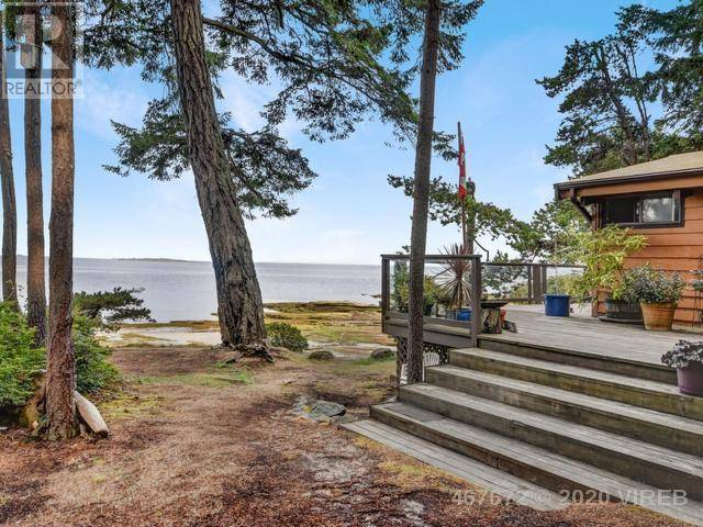 House for sale at 270 Decourcy Dr Gabriola Island British Columbia - MLS: 467672