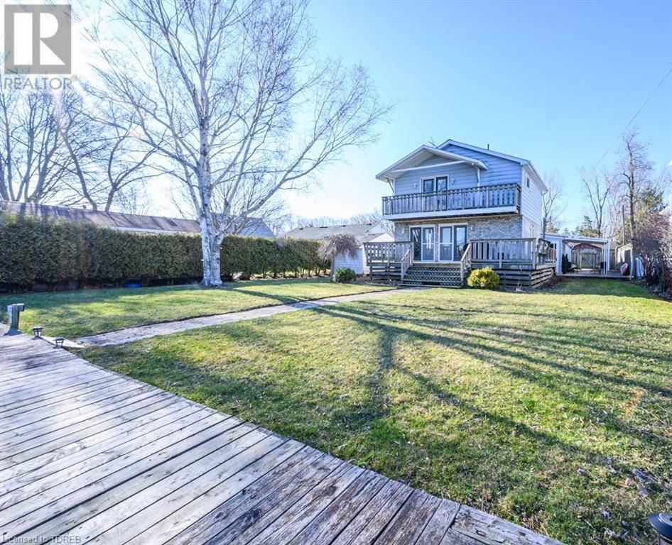 House for sale at 270 Erie Blvd Long Point Ontario - MLS: 254036