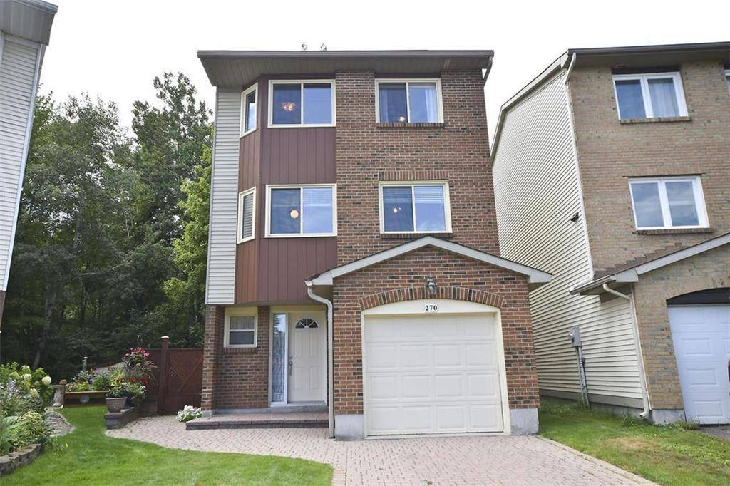 House for sale at 270 Fernleaf Cres Ottawa Ontario - MLS: 1165708