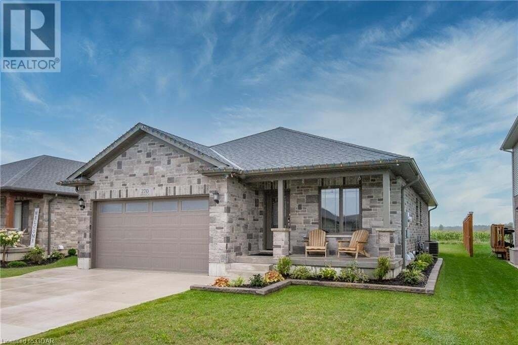 House for sale at 270 Krotz St West Listowel Ontario - MLS: 40018726
