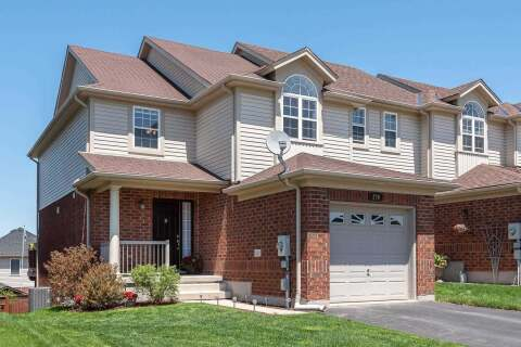 Townhouse for sale at 270 Mcmeeken Dr Cambridge Ontario - MLS: X4777787