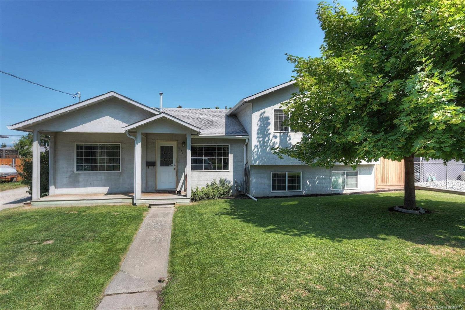 House for sale at 270 Ponto Rd Kelowna British Columbia - MLS: 10189446