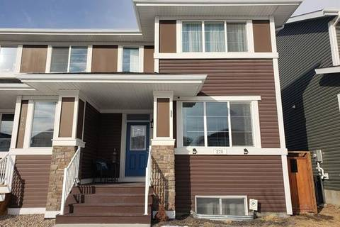 Townhouse for sale at 270 Redstone Dr Northeast Calgary Alberta - MLS: C4287197