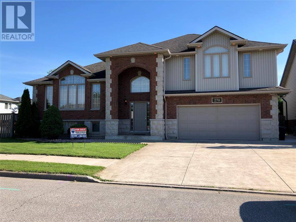House for sale at 270 Riverview  Lasalle Ontario - MLS: 19023594
