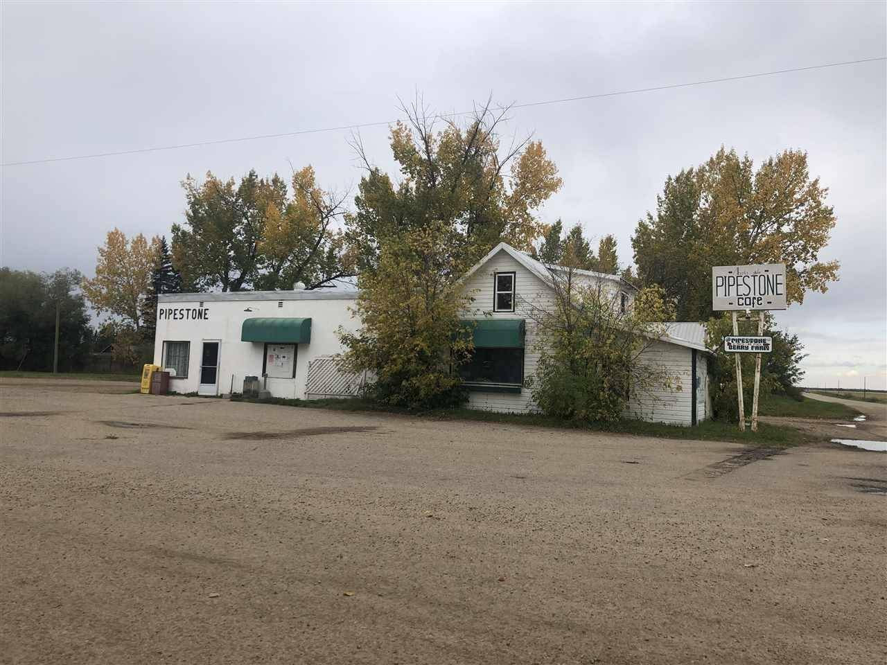 Commercial property for sale at 270006 Twp Rd.  Rural Wetaskiwin County Alberta - MLS: E4194908