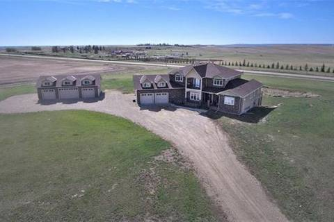 House for sale at 270024 N2n Estates Rdge Rural Rocky View County Alberta - MLS: C4243817