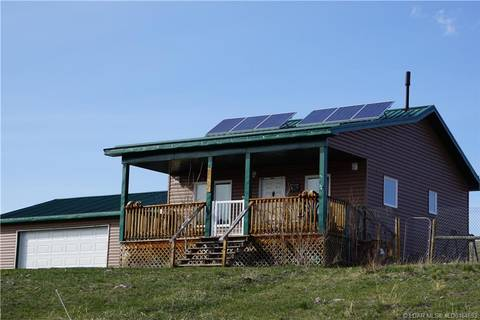 Residential property for sale at 270048 Twp Rd 10  Cardston Alberta - MLS: LD0164693