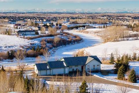 House for sale at 270083 Rge Rd 291  Southeast Airdrie Alberta - MLS: C4284725