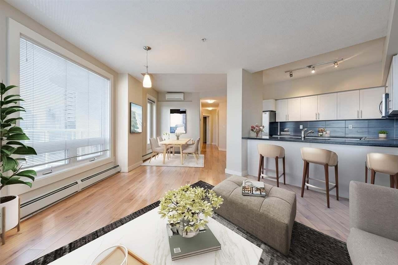 Condo for sale at 10136 104 St NW Unit 2701 Edmonton Alberta - MLS: E4206438