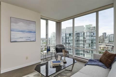 Condo for sale at 1033 Marinaside Cres Unit 2701 Vancouver British Columbia - MLS: R2380691