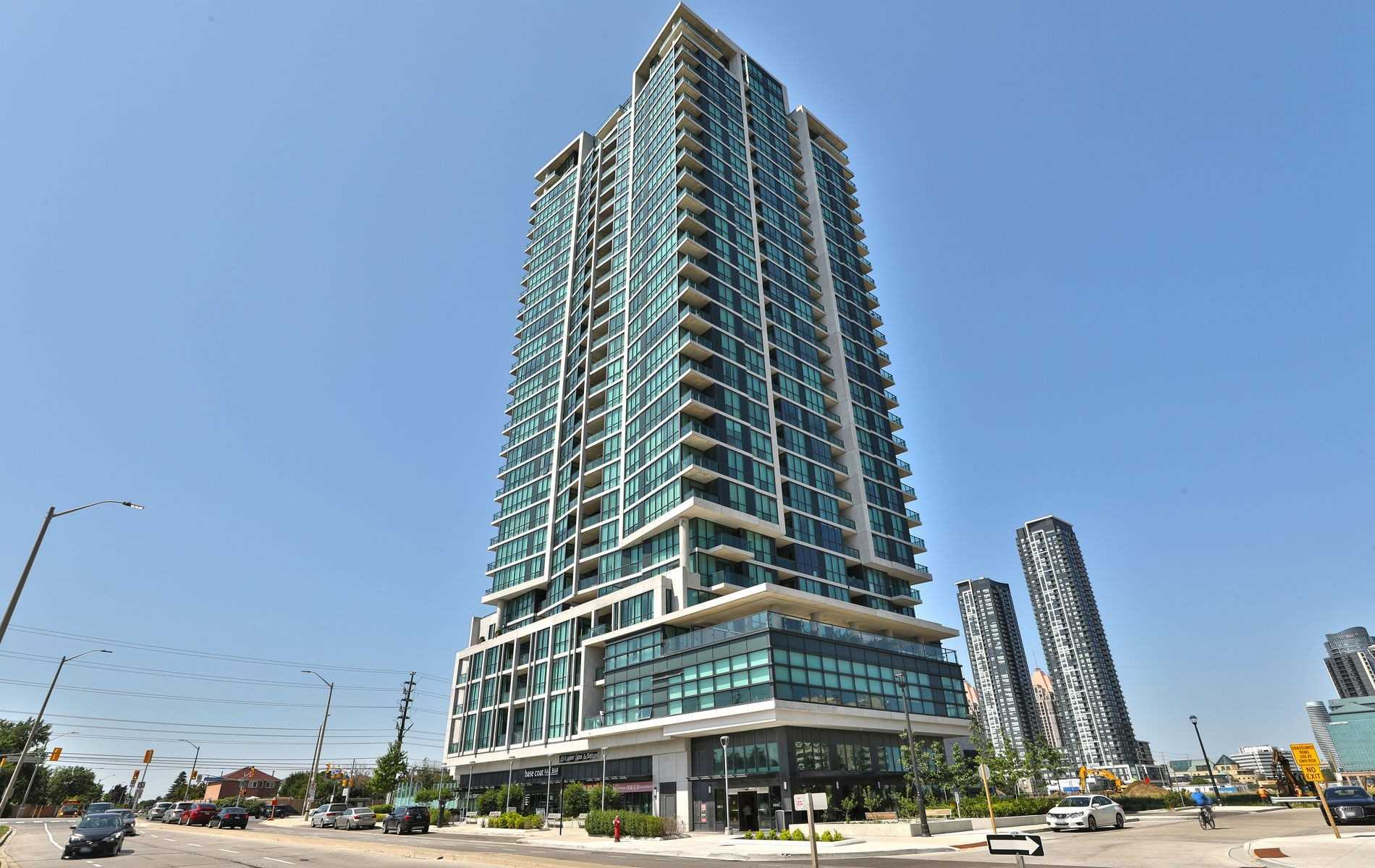 For Rent: 2701 - 3985 Grand Park Drive, Mississauga, ON | 3 Bed, 2 Bath Condo for $3650.00. See 20 photos!