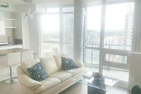 Apartment for rent at 59 Annie Craig Dr Unit 2701 Toronto Ontario - MLS: W4518841