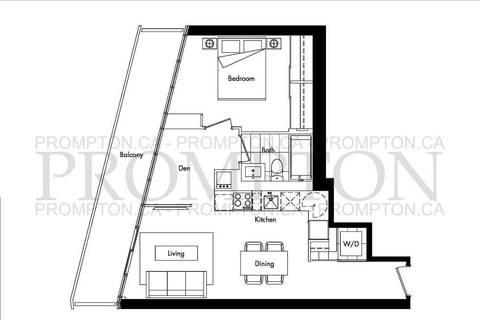 Apartment for rent at 115 Mcmahon Dr Unit 2702 Toronto Ontario - MLS: C4670922