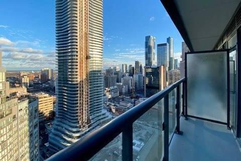 Apartment for rent at 955 Bay St Unit 2702 Toronto Ontario - MLS: C4670966