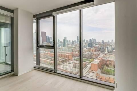 Apartment for rent at 16 Bonnycastle St Unit 2703 Toronto Ontario - MLS: C4452405