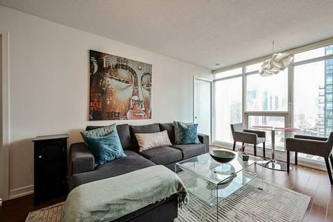 Apartment for rent at 25 Capreol Ct Unit 2703 Toronto Ontario - MLS: C4692715