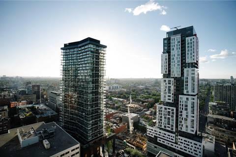 Apartment for rent at 290 Adelaide St Unit 2703 Toronto Ontario - MLS: C4490267