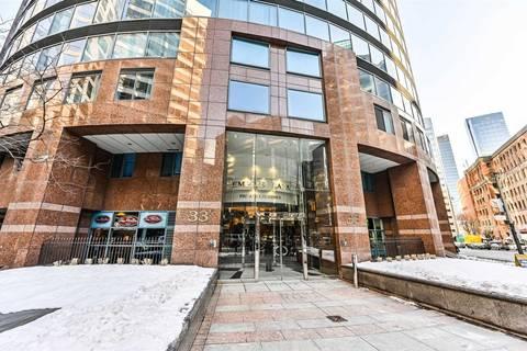 Apartment for rent at 33 University Ave Unit 2703 Toronto Ontario - MLS: C4674667