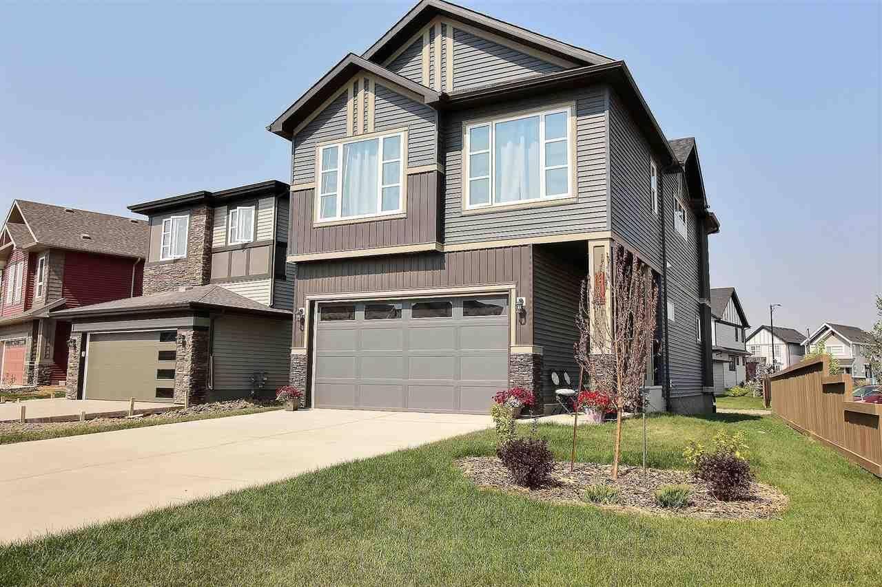 House for sale at 2703 Collins Cres Sw Edmonton Alberta - MLS: E4157752