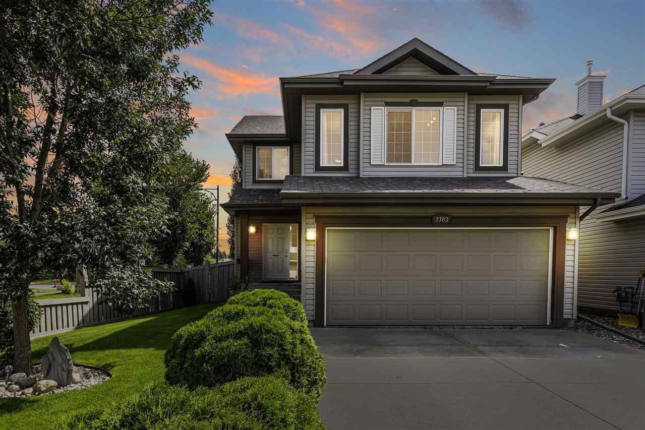 House for sale at 2703 Miles Pl SW Edmonton Alberta - MLS: E4207600
