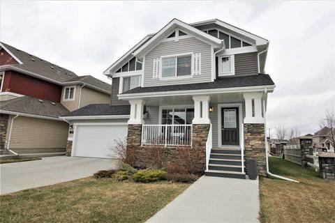 Townhouse for sale at 2703 Sparrow Pl Nw Edmonton Alberta - MLS: E4156223