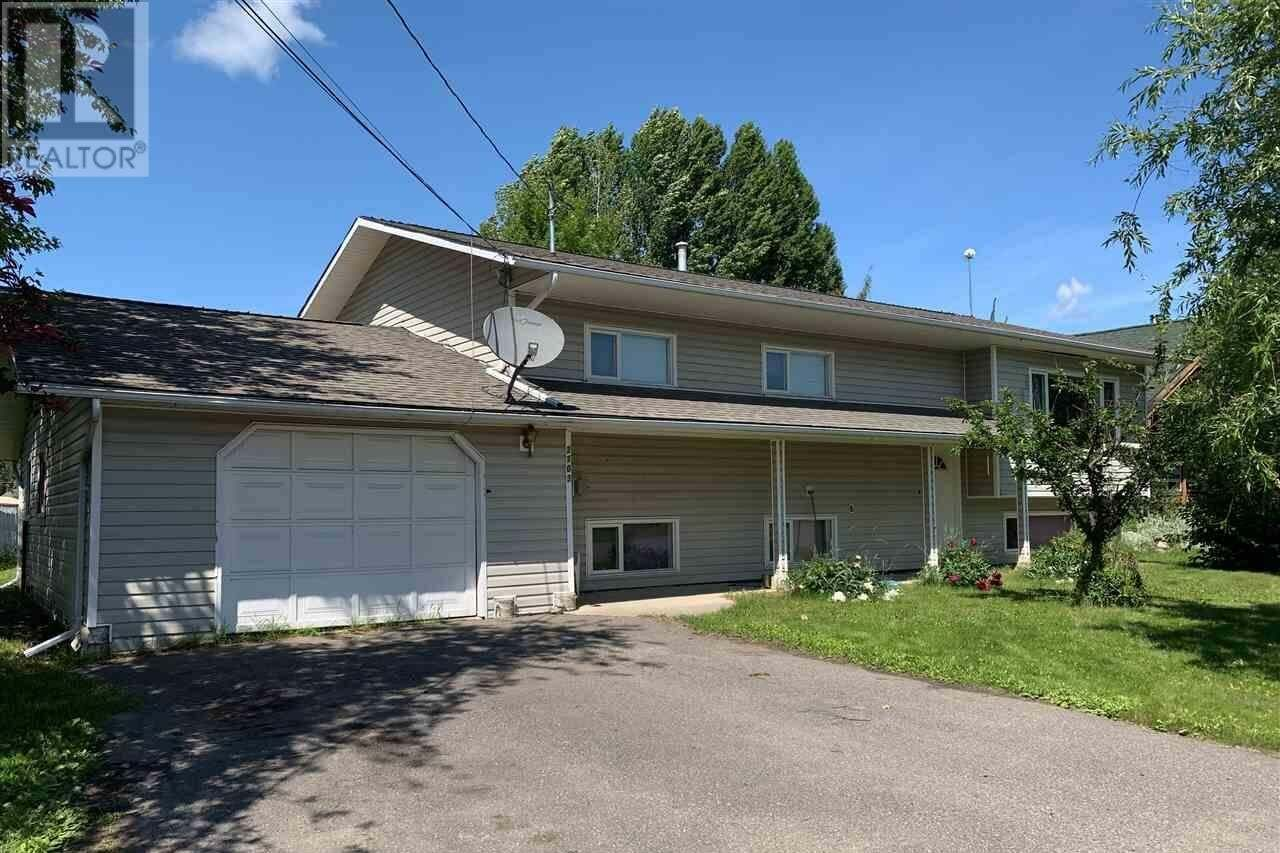 House for sale at 2703 Victoria St Vanderhoof British Columbia - MLS: R2473483
