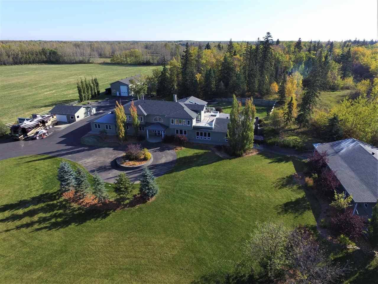 27036 Twp Road, Rural Parkland County | Image 1