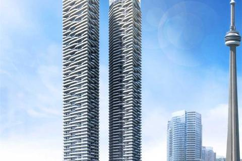 Apartment for rent at 100 Harbour St Unit 2704 Toronto Ontario - MLS: C4517417