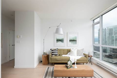 Condo for sale at 1189 Melville St Unit 2704 Vancouver British Columbia - MLS: R2418702