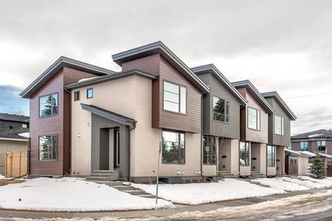 Townhouse for sale at 2704 Morley Tr Northwest Calgary Alberta - MLS: C4245503