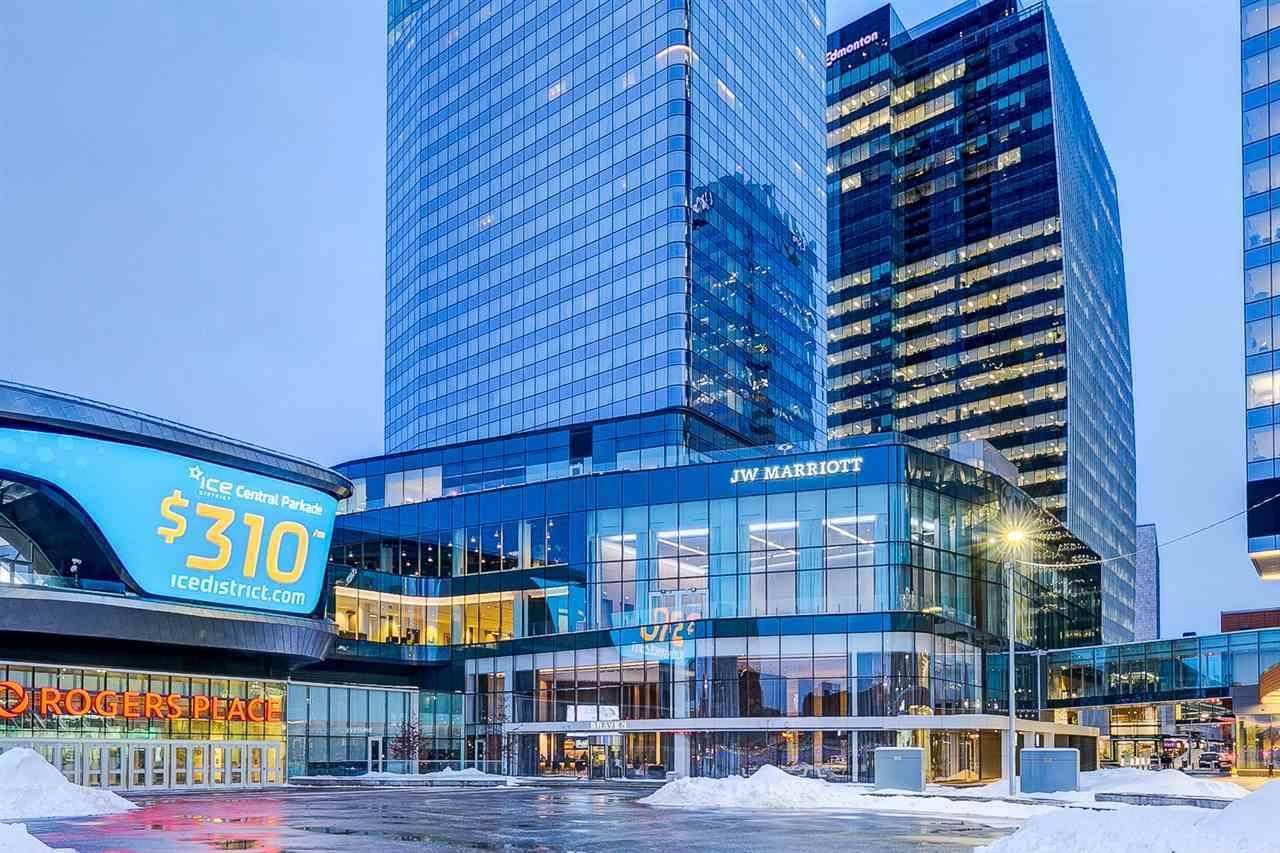 Condo for sale at 10360 102 St Nw Unit 2705 Edmonton Alberta - MLS: E4192688