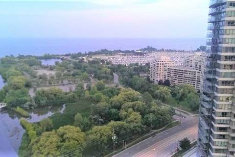 Apartment for rent at 2212 Lakeshore Blvd Unit 2705 Toronto Ontario - MLS: W4551737
