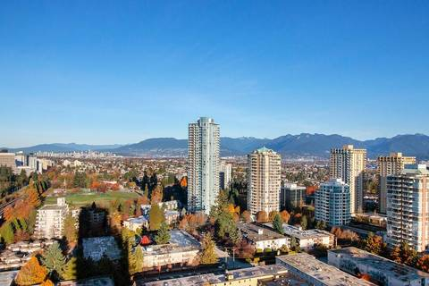 Condo for sale at 4333 Central Blvd Unit 2705 Burnaby British Columbia - MLS: R2419785