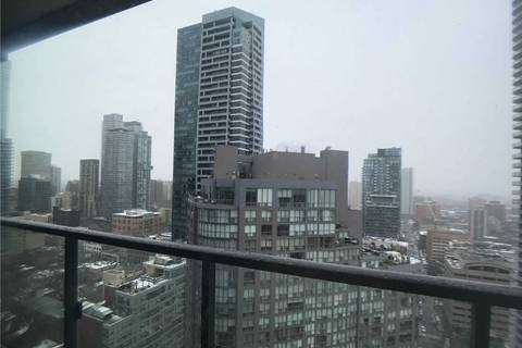 Apartment for rent at 955 Bay St Unit 2705 Toronto Ontario - MLS: C4692347