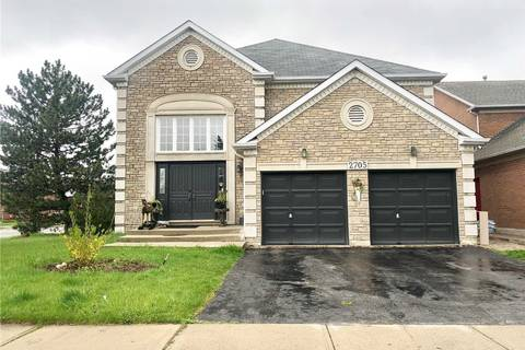 House for sale at 2705 Burnford Tr Mississauga Ontario - MLS: W4450370