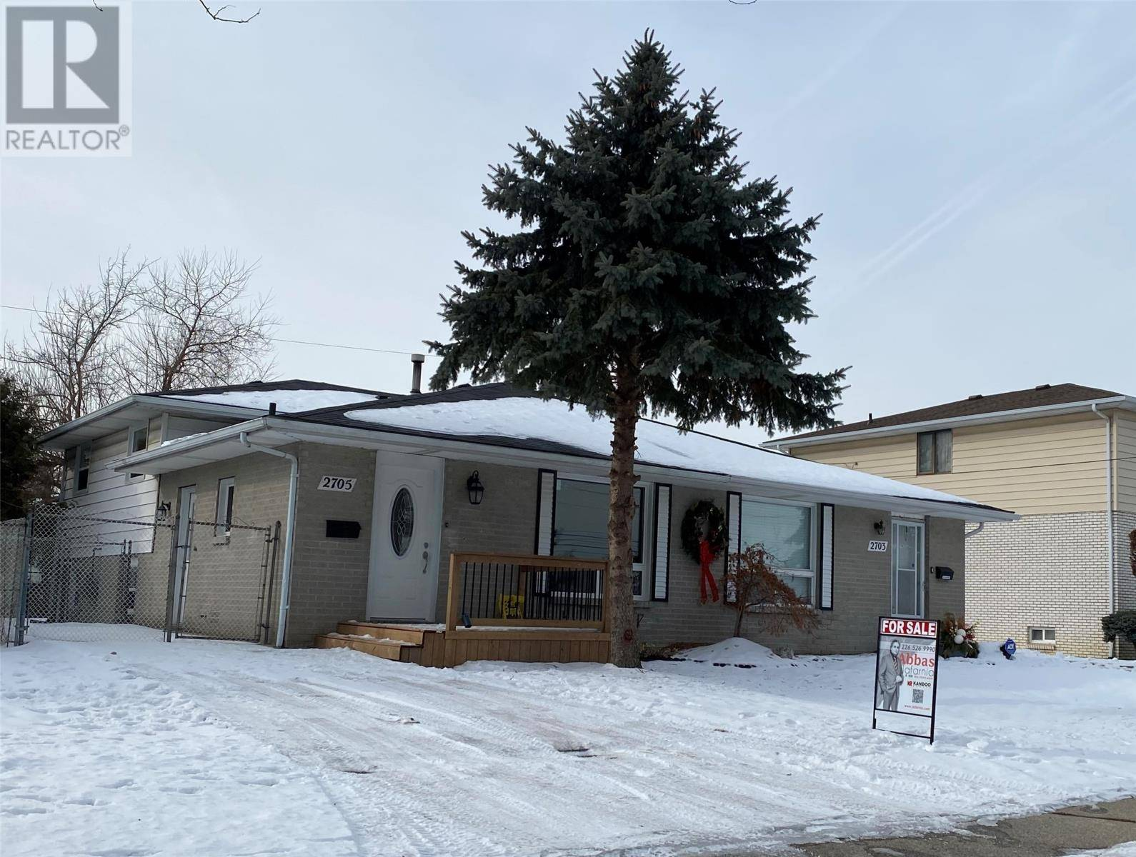 House for sale at 2705 Jefferson  Windsor Ontario - MLS: 20000759
