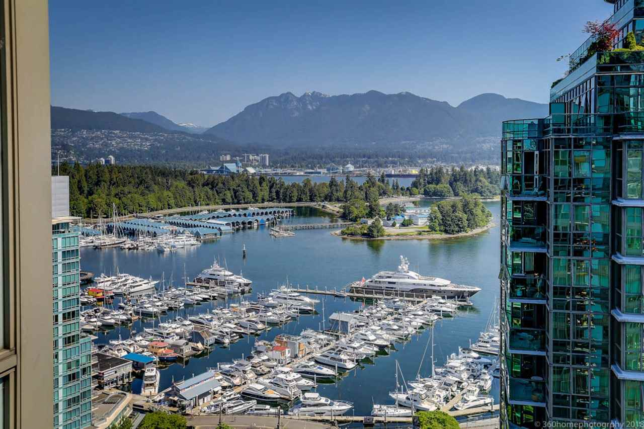 Sold: 2706 - 1328 West Pender Street, Vancouver, BC