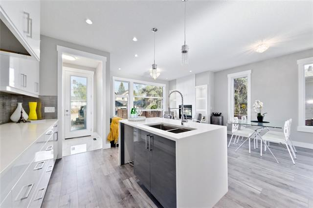 For Sale: 2706 19 Street Northwest, Calgary, AB | 4 Bed, 3 Bath Townhouse for $748,000. See 29 photos!