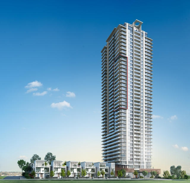 Sold: 2706 - 2388 Madison Avenue, Burnaby, BC