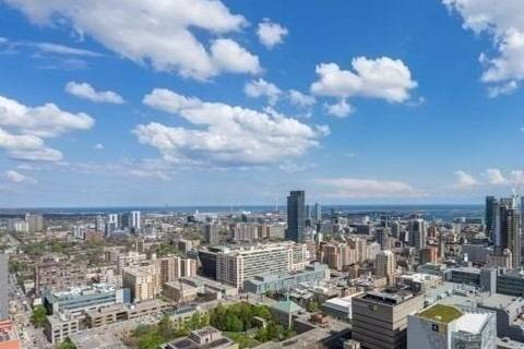 Apartment for rent at 386 Yonge St Unit 2706 Toronto Ontario - MLS: C4551221