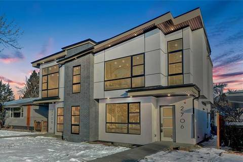 Townhouse for sale at 2706 5 Ave Northwest Calgary Alberta - MLS: C4287250