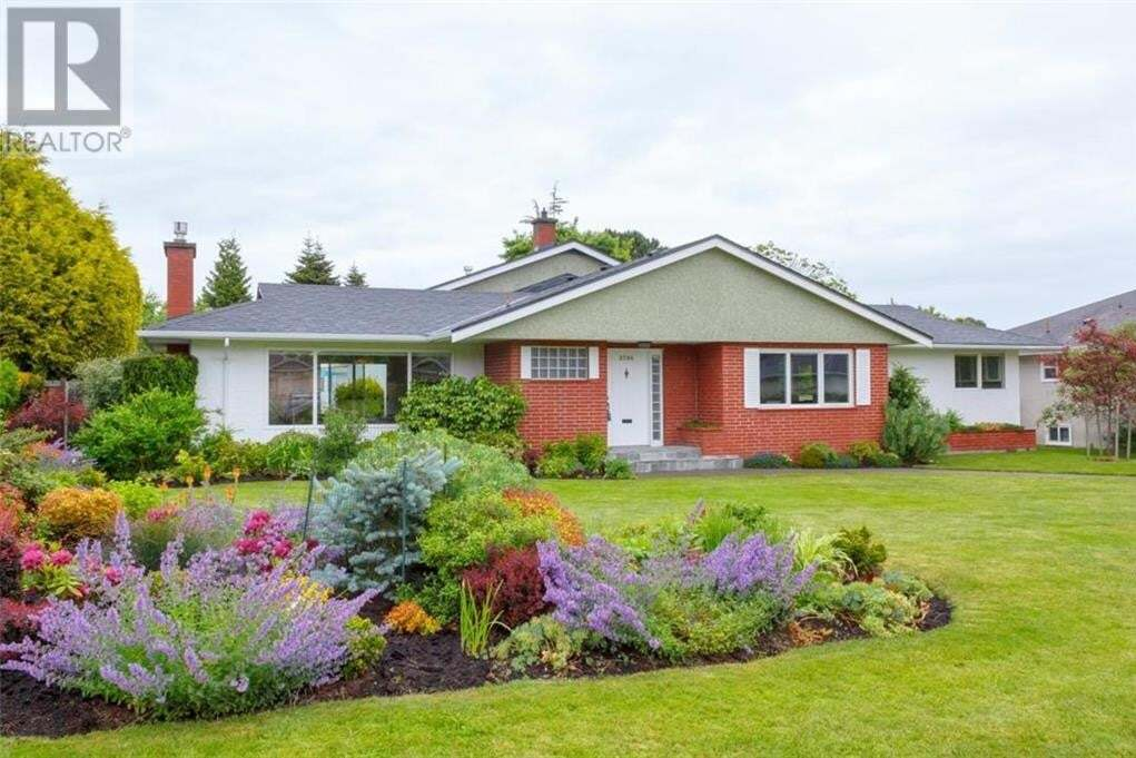 House for sale at 2706 Dorset Rd Victoria British Columbia - MLS: 426899